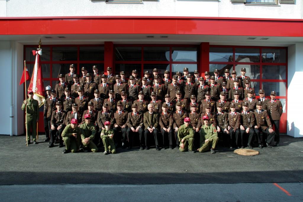 Mannschaft Floriani 2010